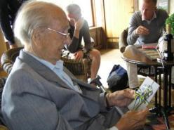 Pappa 92 år