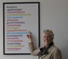 Annika Winell innovatör på Tekniska museet