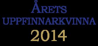 Läs mer om Årets Uppfinnarkvinna 2014