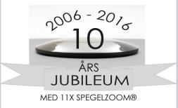 10årsjubileum -banderoll